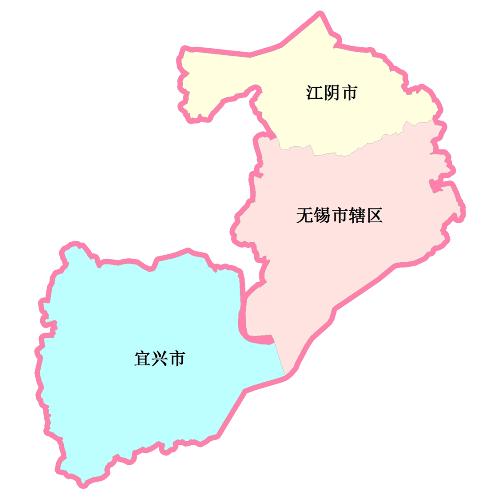 无锡市大图